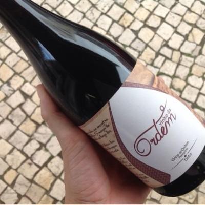 Vinho da Ordem Peregrino 75cl