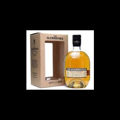 Whisky GlenRothes select reserve 70cl