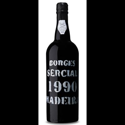 Madeira H.M.Borges Sercial 1990 75cl