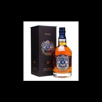 Chivas   Regal 18 anos 70cl