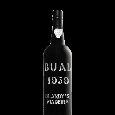 Blandy's bual frasqueira 75cl