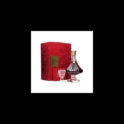 Cognac Camus tradition baccarat crystal 70cl