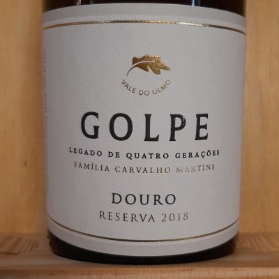 Golpe reserva 75cl