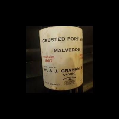 Grahams Malvedos Crusted 75CL