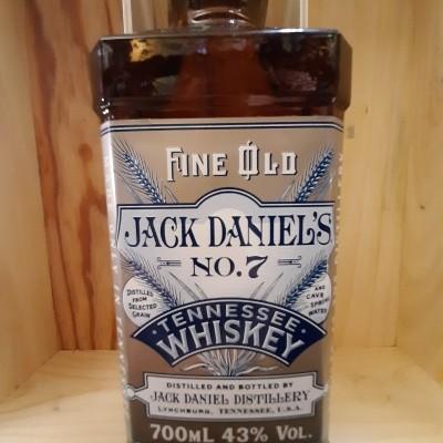 Jack Daniel legacy edition nº3 70cl