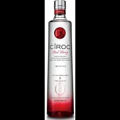 Vodka Ciroc  red berry 70cl