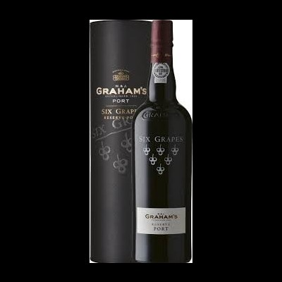 Grahams six grapes 75cl