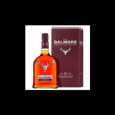 Whisky Dalmore 12 anos 70cl