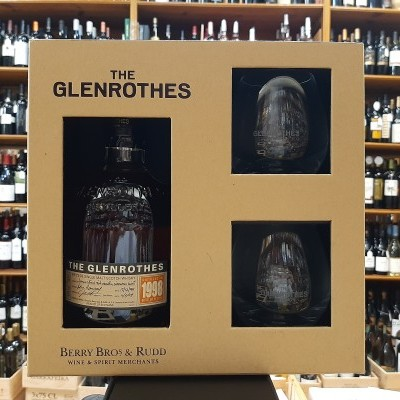 Whisky GlenRothes vintage 1998 70cl