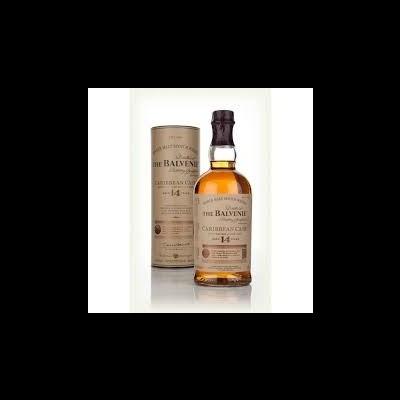 Whisky Balvenie 14 anos caribbean cask 70cl