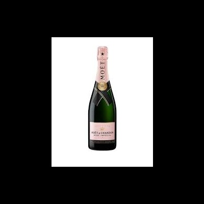 Champagne Moet Chandon rosé 75cl