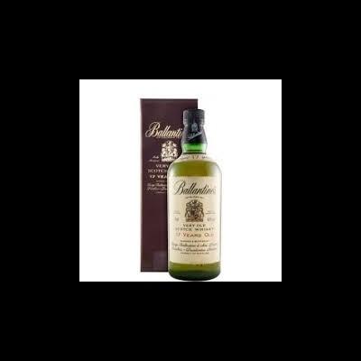 Whisky Ballantines 17 anos 1 litro