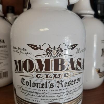 Gin Mombasa Colonel`s reserve 70cl