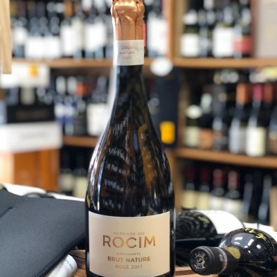 Espumante Herdade do Rocim brut nature 75cl