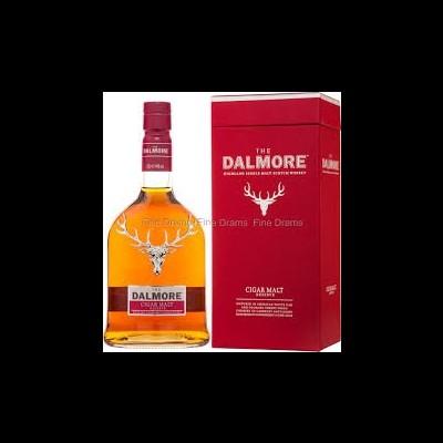 Whisky Dalmore cigar malt  70cl