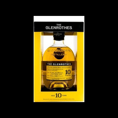 Whisky Glen Rothes 10 anos 70cl