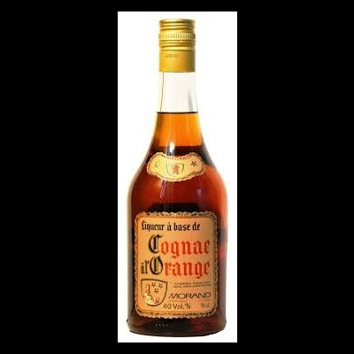 Licor Morand cognac orange  70cl