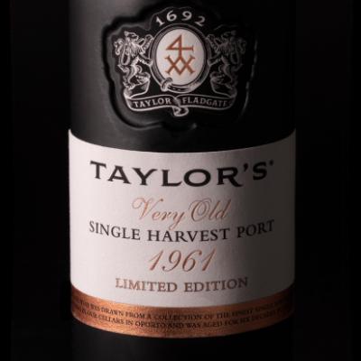 Taylor's Single Harvest 75cl