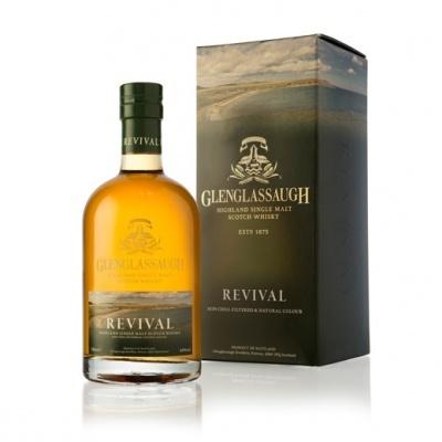 Whisky Glenglassaugh revival 70cl