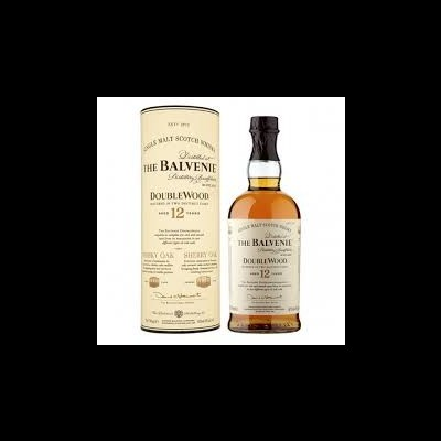 Whisky Balvenie 12 anos Double Wood 70cl