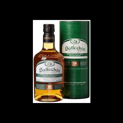 Whisky Ballechin 10 anos 70cl