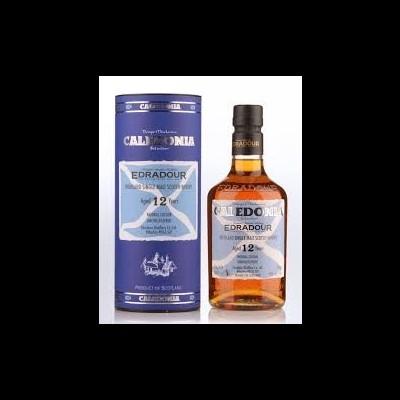 Whisky Caledonia Edradour 12 anos 75cl