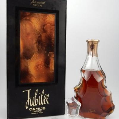 Cognac Camus Jubilee Baccarat Hors d`âge 70cl