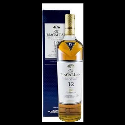 Whisky Macallan 12 anos  double cask 70cl