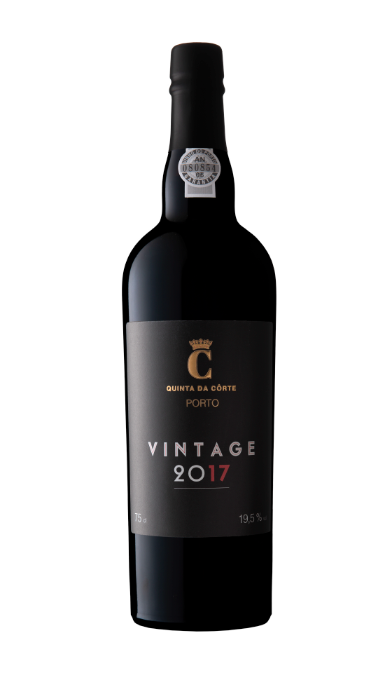 Quinta da Côrte Vinho do Porto Vintage 2017