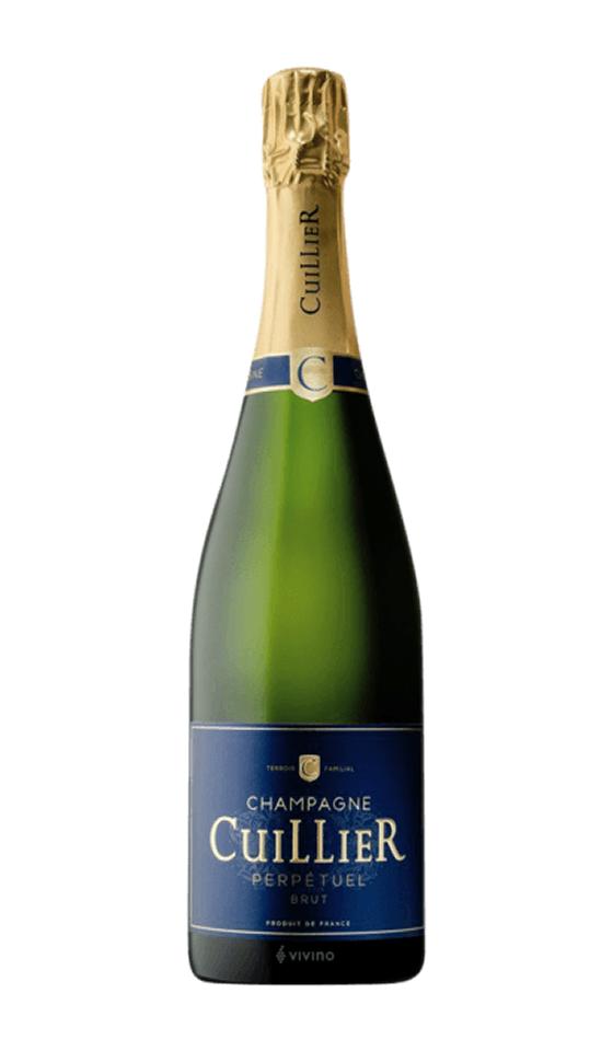 Champagne Domaine Cuillier Perpétuel Brut