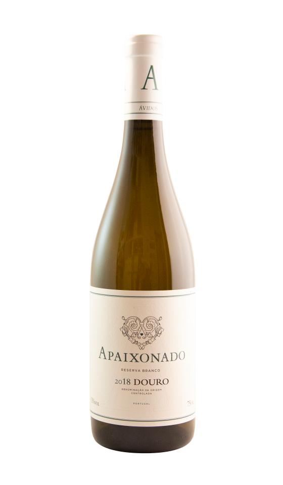 Apaixonado Reserva Branco 2018 - Avídos Vinhos DOC
