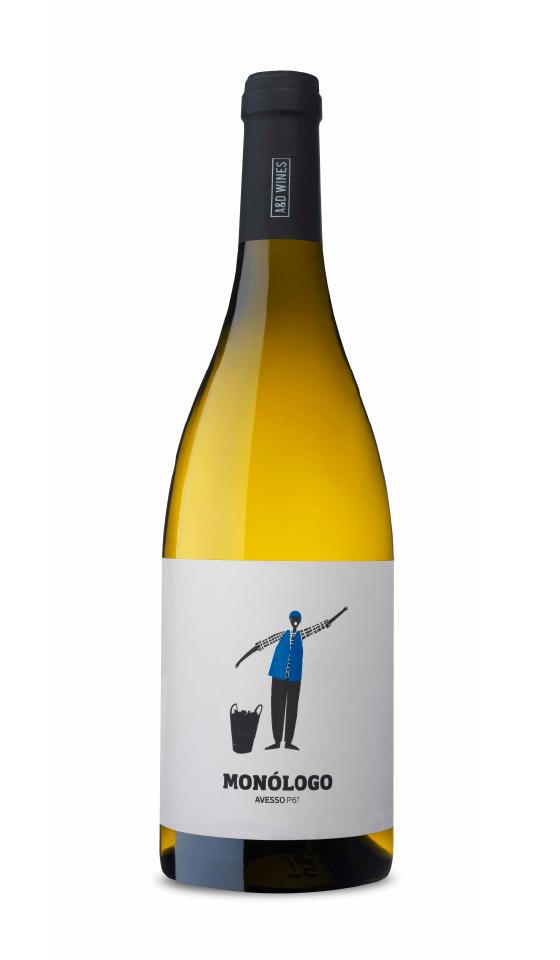 Monólogo Avesso Vinho Biológico P67 2019