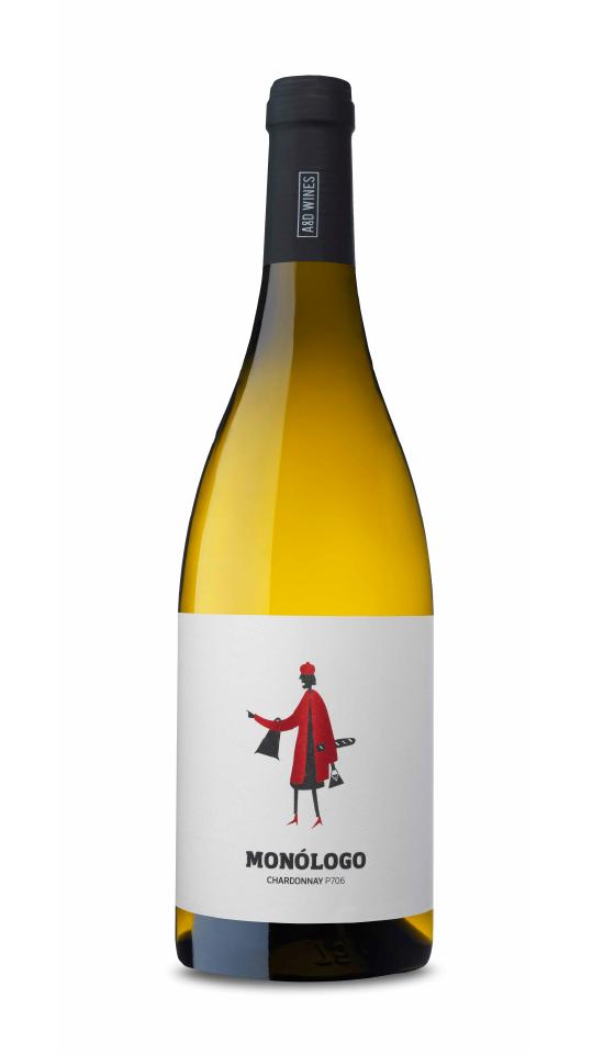 Monólogo Chardonnay Bio P706 2019