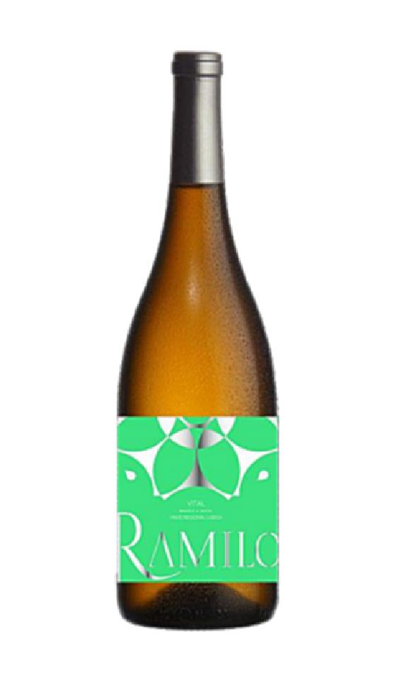 Ramilo 100% Vital 2017, Vinho Regional de Lisboa