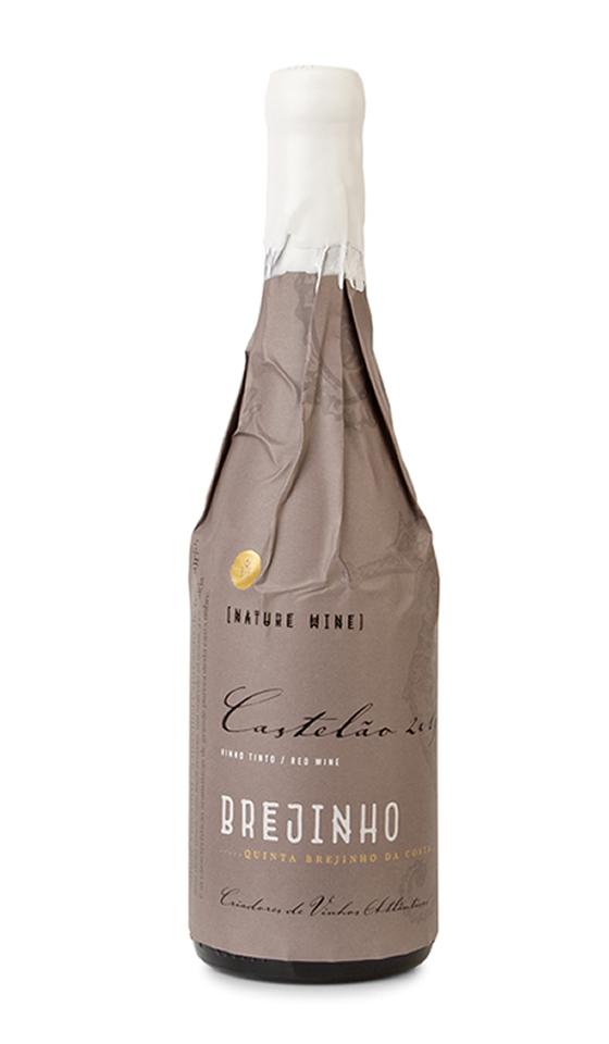 Brejinho da Costa Nature Wine Castelão 2019
