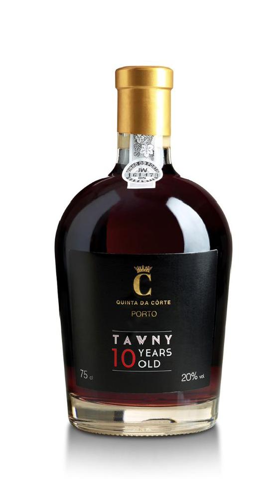 Vinho do Porto Tawny 20anos Quinta do Côrte