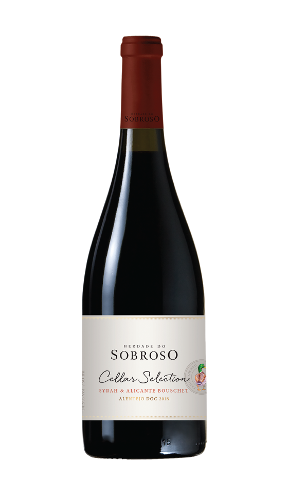 Herdade do Sobroso Cellar Selection Tinto 2018