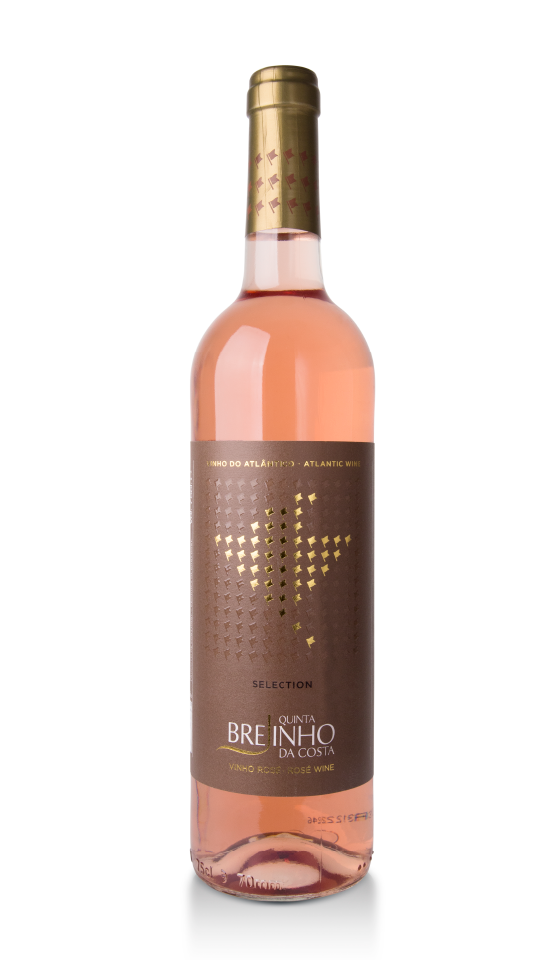 Brejinho da Costa Selection Rosé - 2018