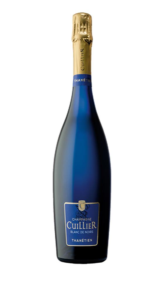 Champagne Cuillier Thanétien Blanc de Noirs Brut