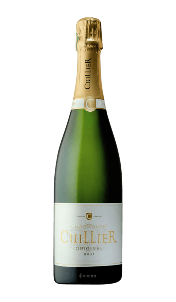 Champagne Domaine Cuillier Originel Brut