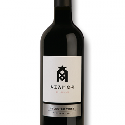 Pack AZAMOR Selected Vines Tinto Colheita 2014