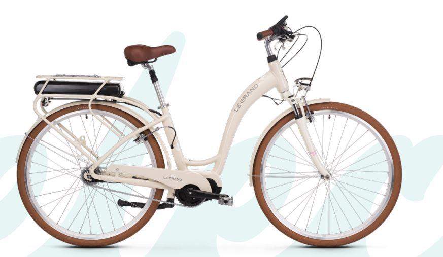 Bicicleta Elétrica Le Grand Elille 3