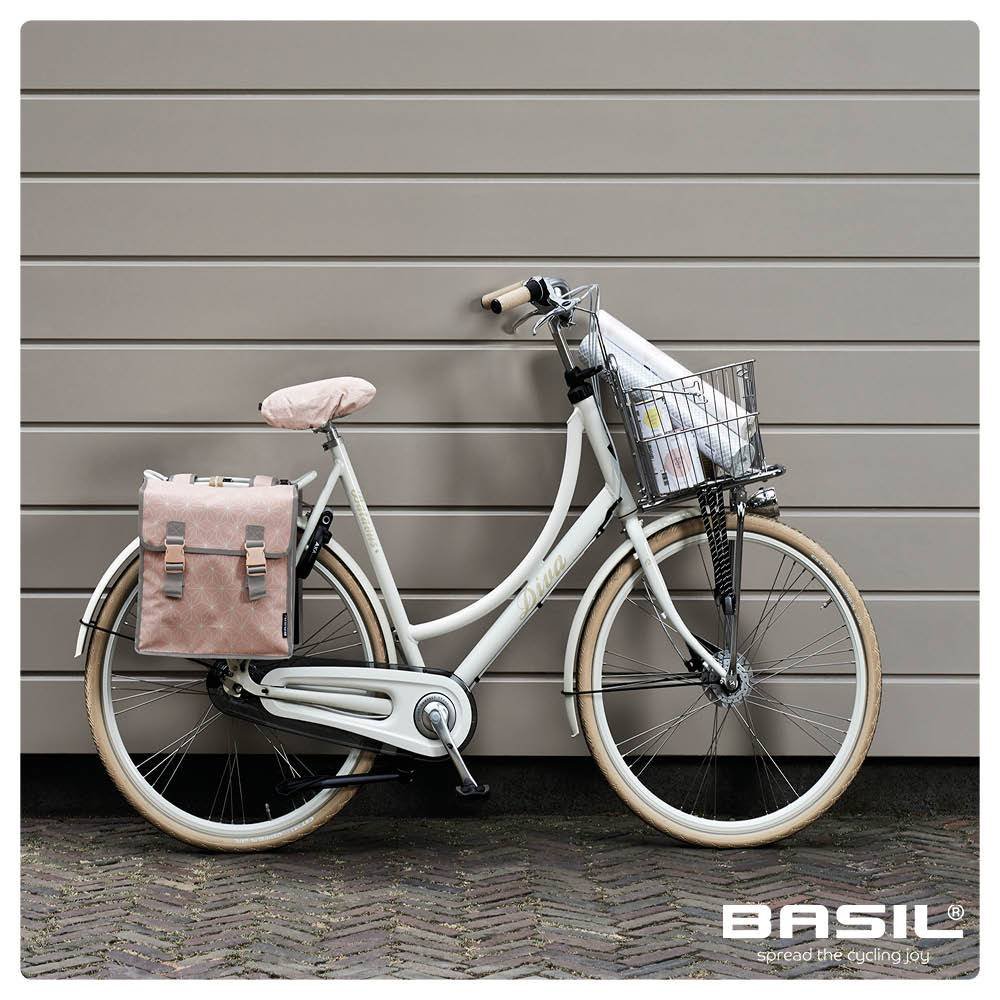 Basil Star Double Bag - 35L - Pink