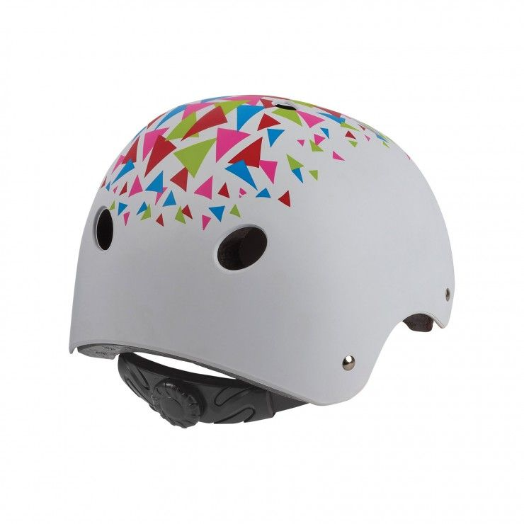 Capacete Polisport Junior Urban Radical Triangles
