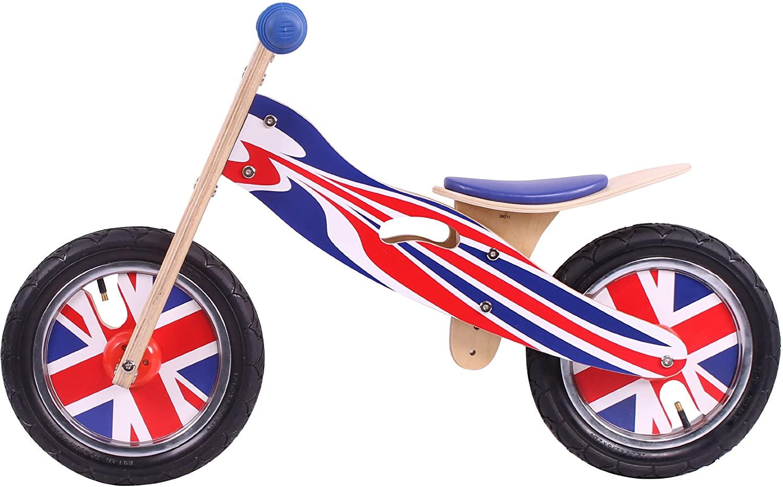 Bicicleta Equilíbrio Kidzmotion Pride
