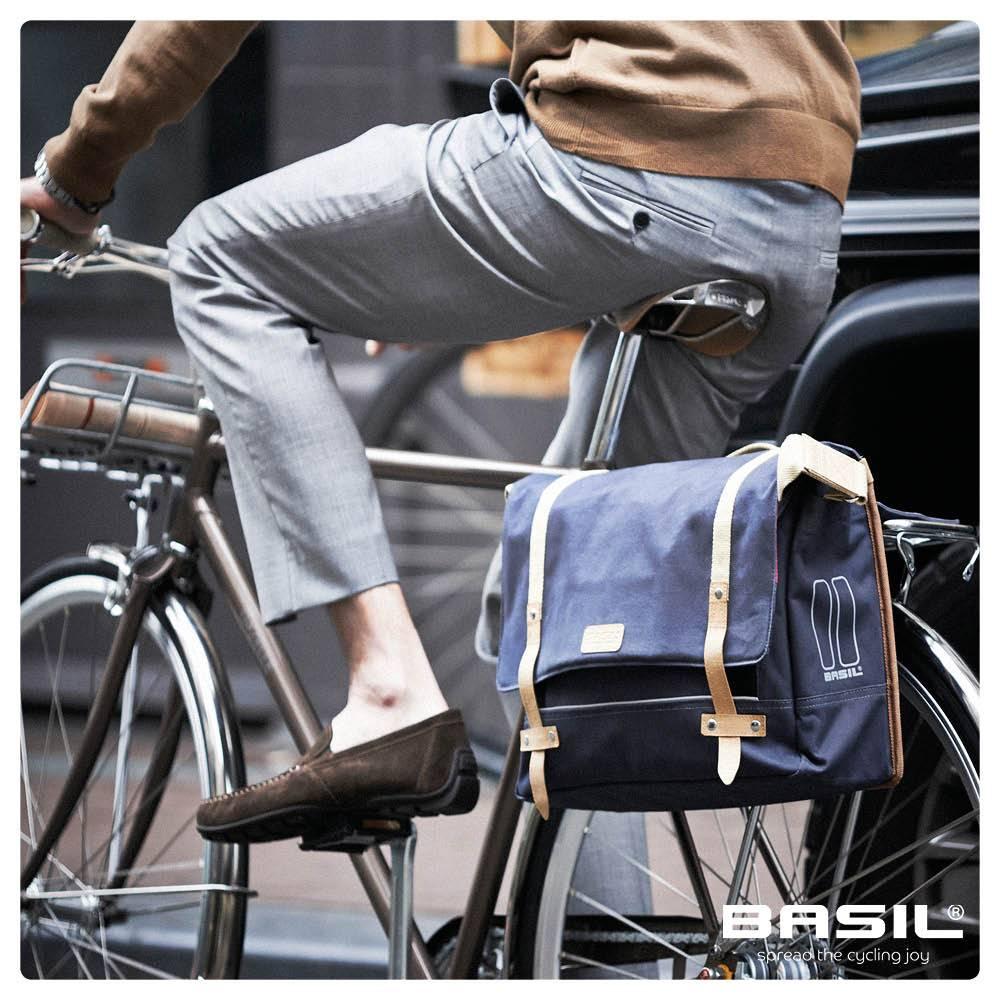 Basil Portland Messenger - 20L - Red