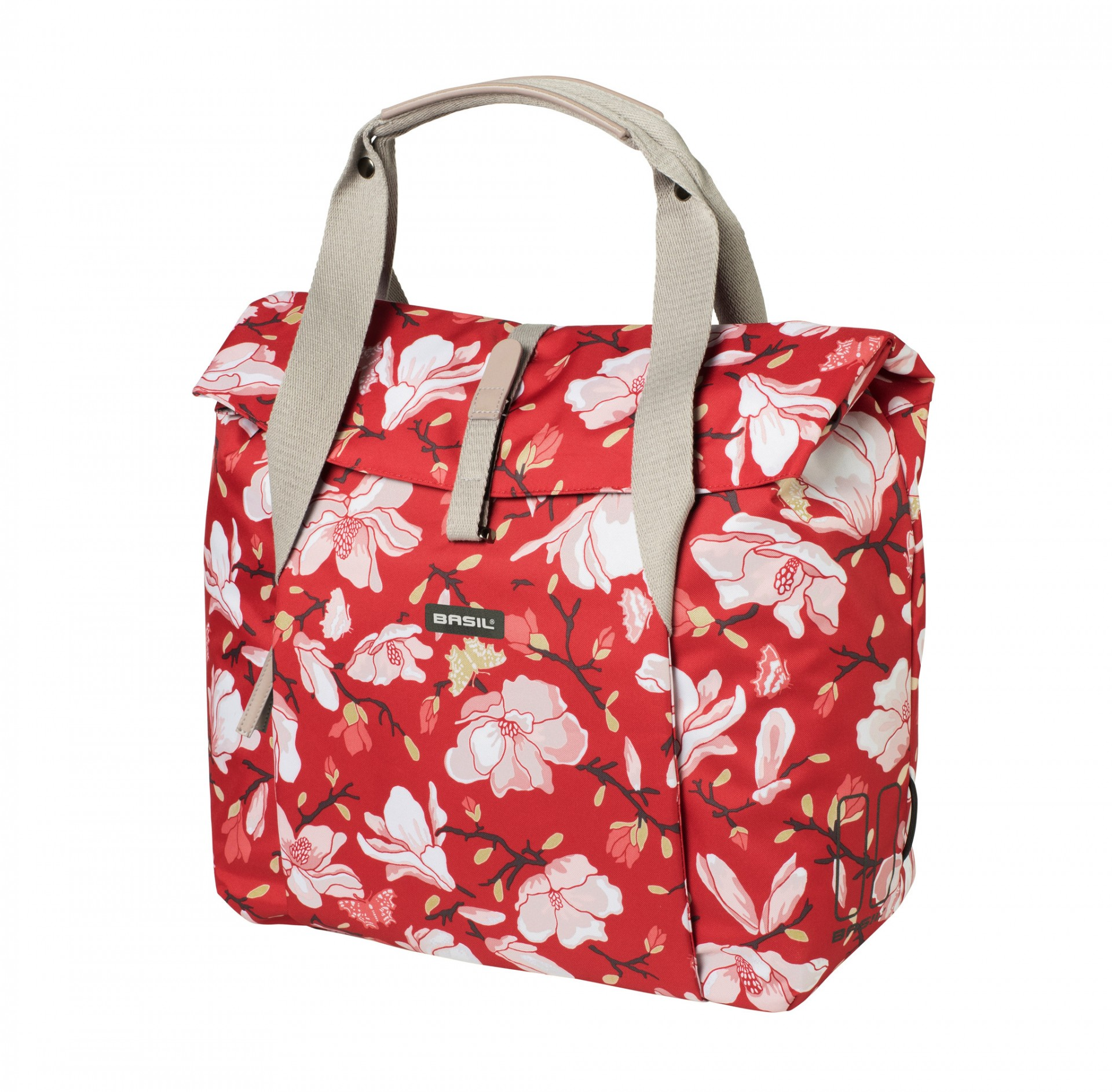 Basil Magnolia -  18L - Poppy Red