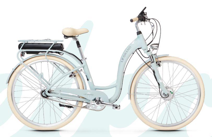 Bicicleta Elétrica Le Grand Elille 2