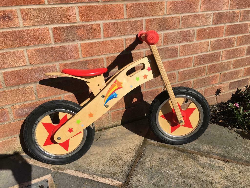 Bicicleta Equilíbrio Kidzmotion Pootle Mini
