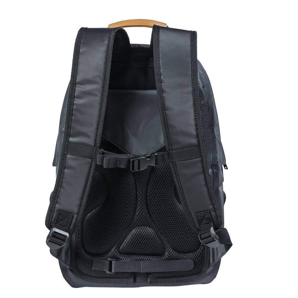 Basil Urban Dry Backpack - Bicycle Backpack - Black